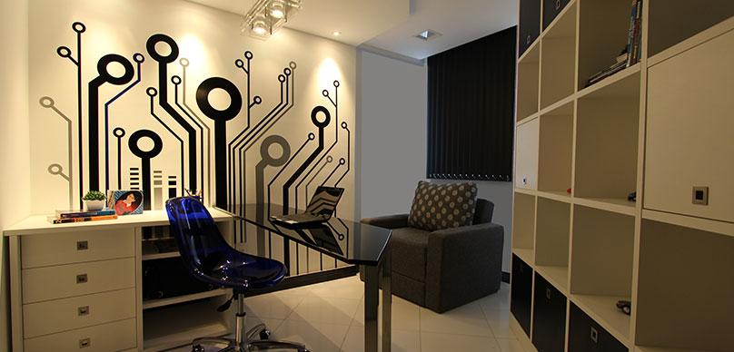 Escritório Apartamento - Edifício Moisés Risel